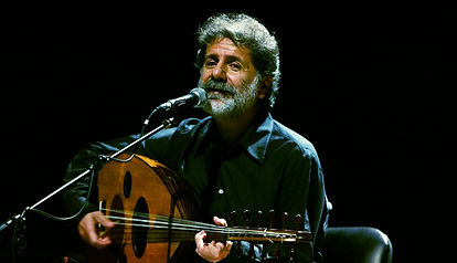 Marcel Khalife, Composer, Singer, and Oud Player