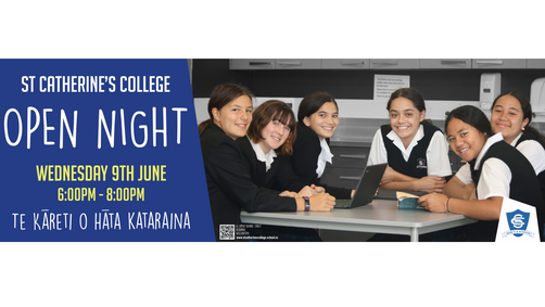 St Catherine's College Open Night - 9th June 2021