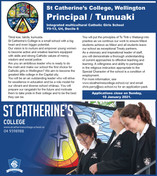 Vacancy: Principal/Tumauaki