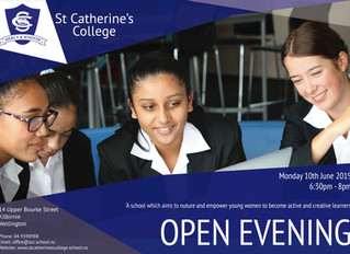 St Catherine's College Open Evening 2019