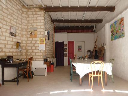 atelier de mo, école d'art à Montpellier