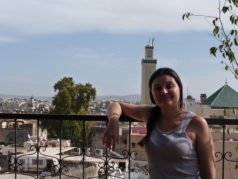 Souvenir d'un voyage au Maroc