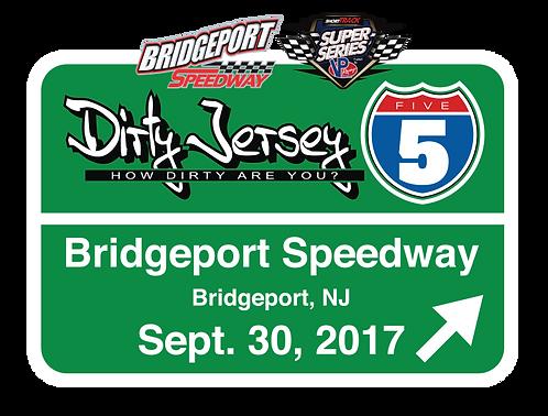 2017 BP Speedway Dirty Jersey V