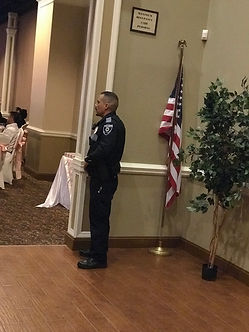 Walnut Grove Wedding Security