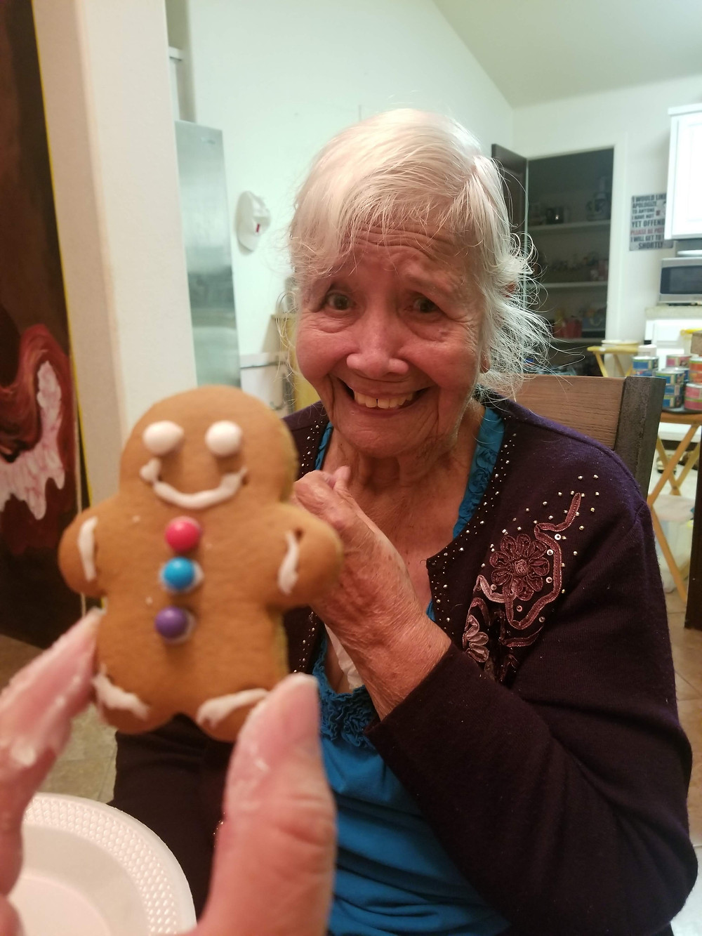 Mom and Gingerbread