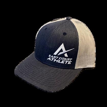 Heather Navy Trucker Hat