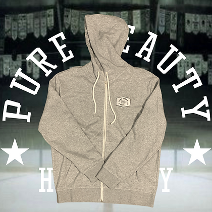 Pure and Simple Zip Up