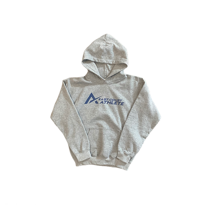 Heather Grey Youth Classic Hoodie