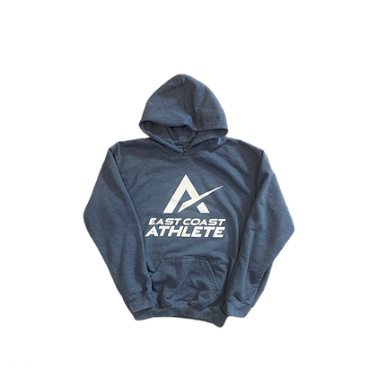 Heather Blue Youth Classic Hoodie