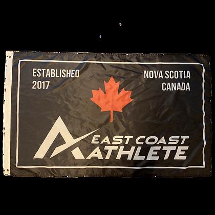 3' by 5' East Coast Athlete Flag