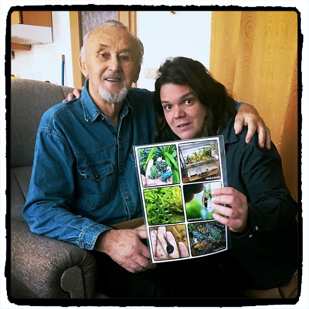 Miroslav Koukal & me