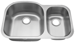 60/40 Stainless Steel Sink