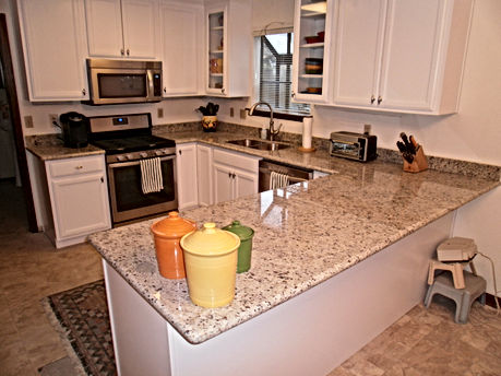 Giallo Ornamentle Granite