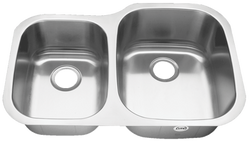 40/60 Stainless Steel Sink