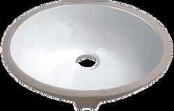 Large Porcelain Undermount Sink