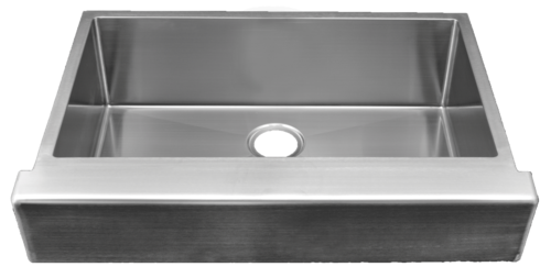 urban retro farm apron sink