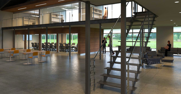 Hope Center Interior