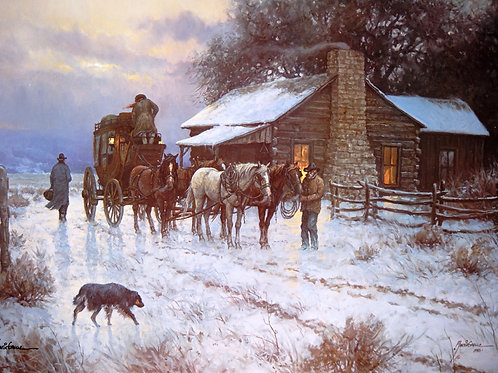 """""""Suspended Journey"""" by Martin Grelle, LE Print"""