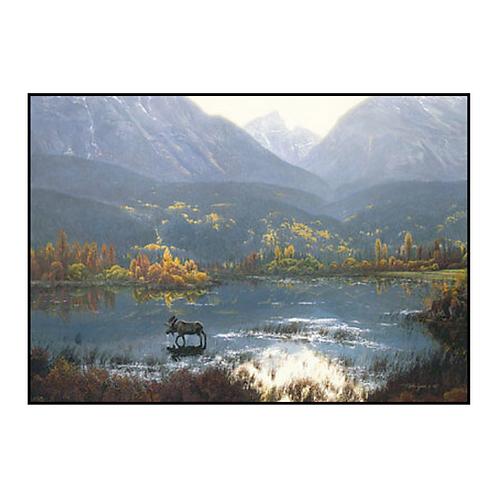 Canadian Autumn by Stephen Lyman