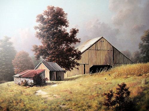 """Timeworn Shelters"" by Dalhart Windberg, LE Print"