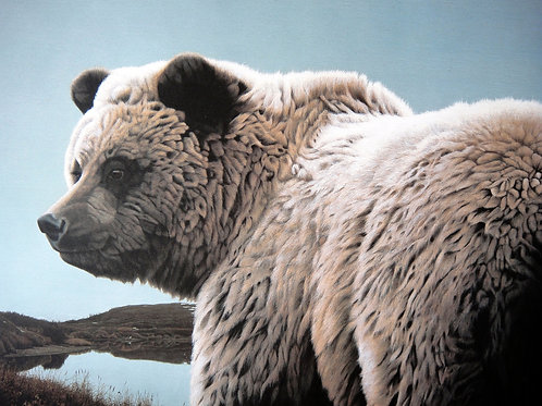 """""""Monarch of the North"""" by Ron Frederick, LE Print"""