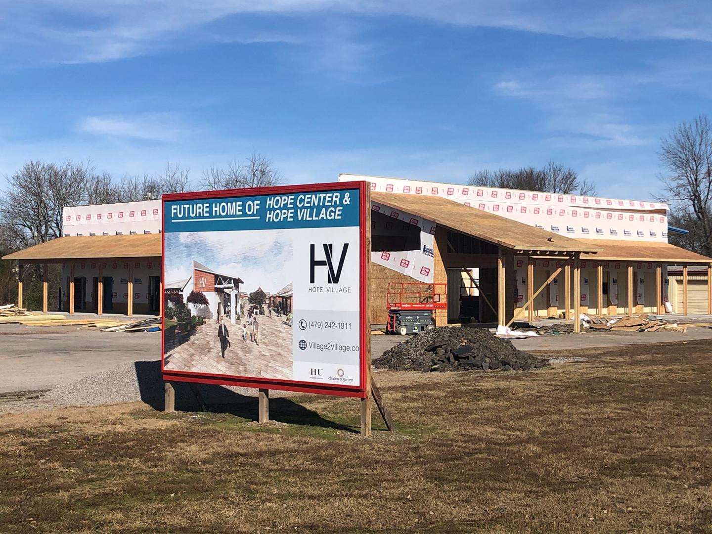 Hope Center Construction