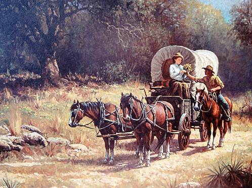 """""""First Anniversary"""" by Martin Grelle, LE Print"""