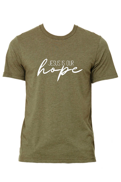 Jesus is our Hope T-Shirt