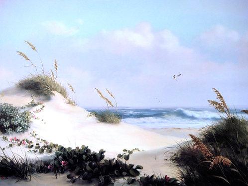 """Sand Dumes"" by Dalhart Windberg, Art Print"