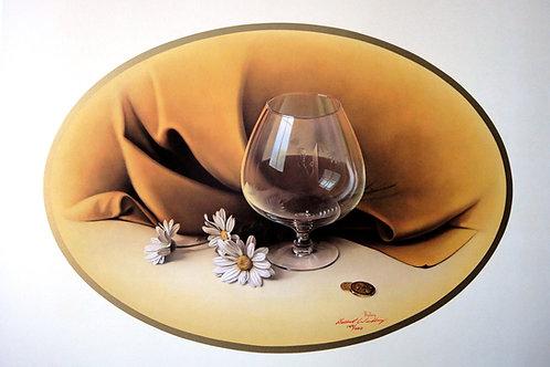 """Reflective Elegance"" by Dalhart Windberg, LE Print"