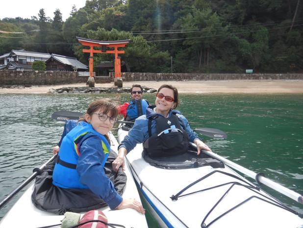 MIYAJIMASEAKAYAK(宮島シーカヤック)