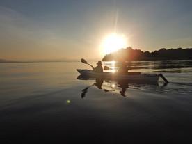 2020夏!宮島アクティビティ最も人気なツアーはこれだ!宮島観光を楽しむなら海から宮島を眺めてみよう!宮島に宿泊した人だけしか体験できないシーカヤックツアーがある!