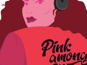 Featured on Pink Among Men Podcast