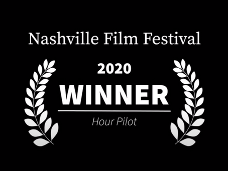 Winner 2020 Nashville Film Festival