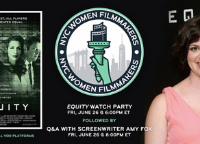 NYC Women Filmmaker Q&A with Amy Fox