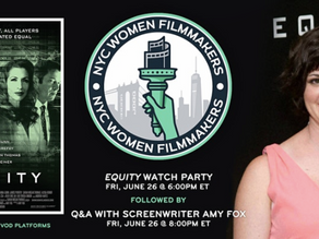NYC Women Filmmaker Q&A with Amy Fox