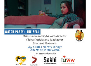 Special Online Screening Event for The Seal
