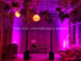 Hochzeit DJ Setup #01 Fabrik23