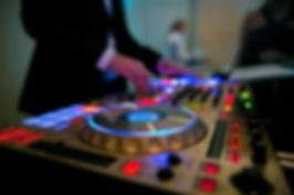 DJ Turntable Controller Hochzeit Event Berlin