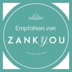 Zank You Award