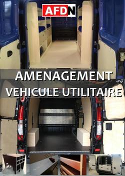 PLAQUETTE - amenagement vehicule