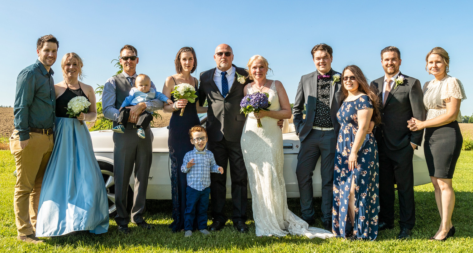 The Walsh Family Wedding