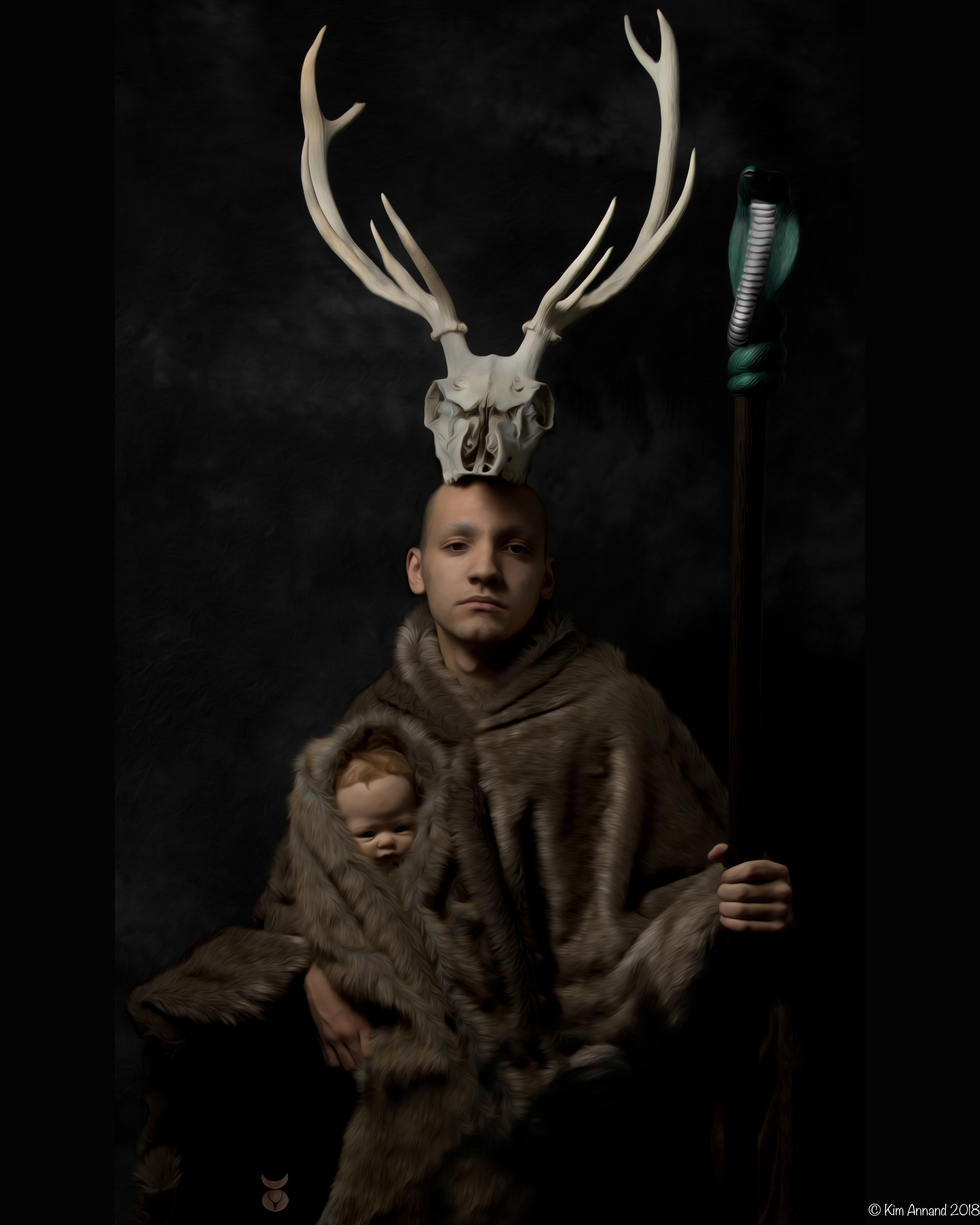 Horned God - Protector of Life