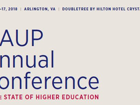 Presidential Address at AAUP's 104th Annual Meeting Focuses on Unionization v. Collective Bargai