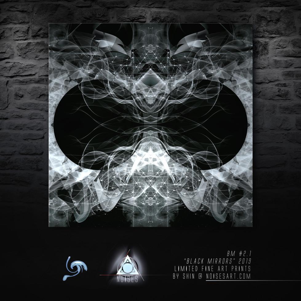 BLACK MIRRORS 2.1 by Shin