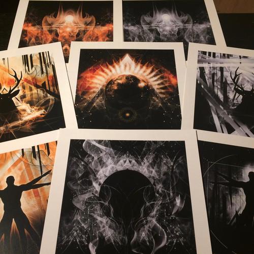 solstice by shin on fine art prints noisesart