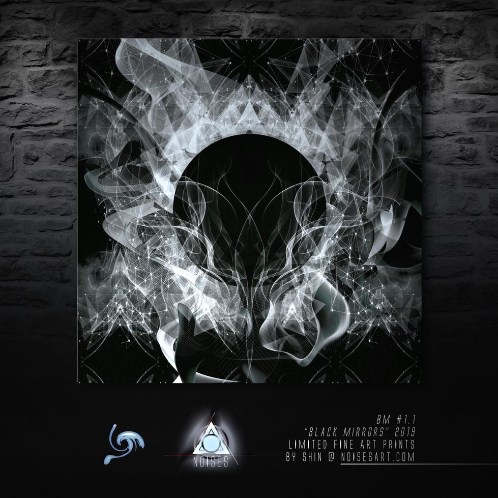 BLACK MIRRORS 1.1 by Shin