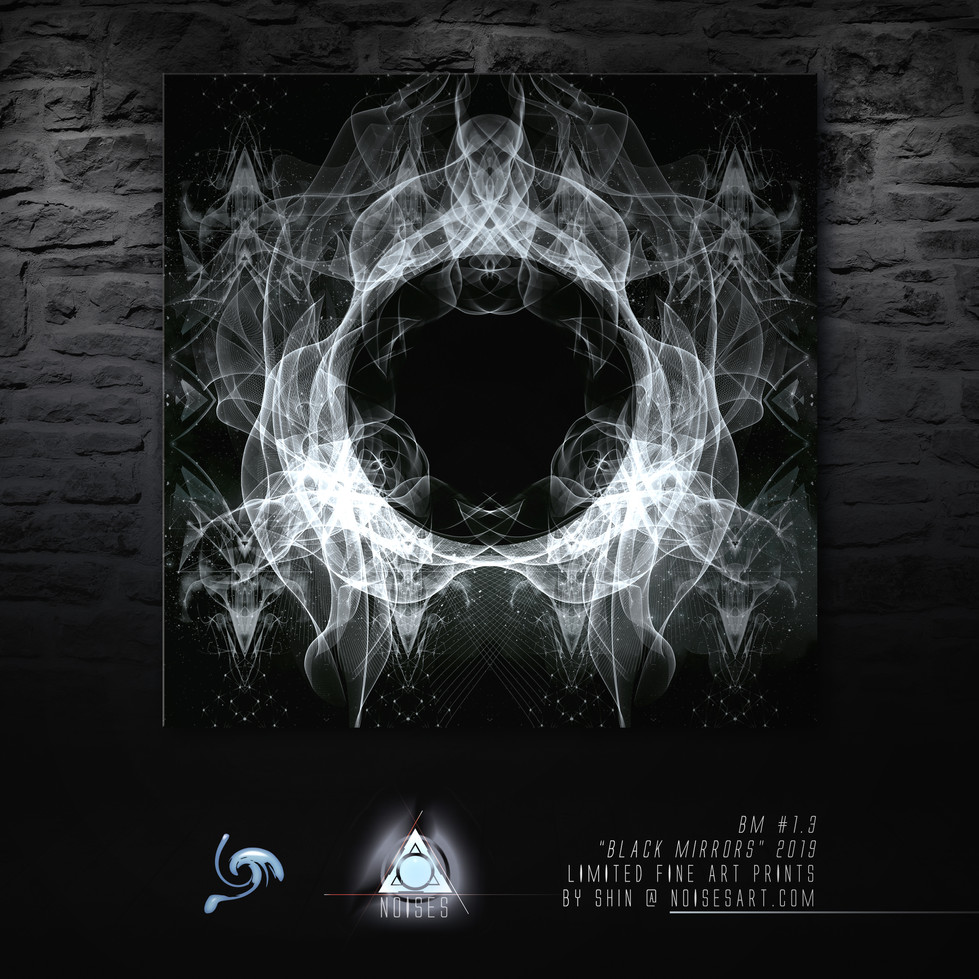 Black Mirrors 1.3 by Shin