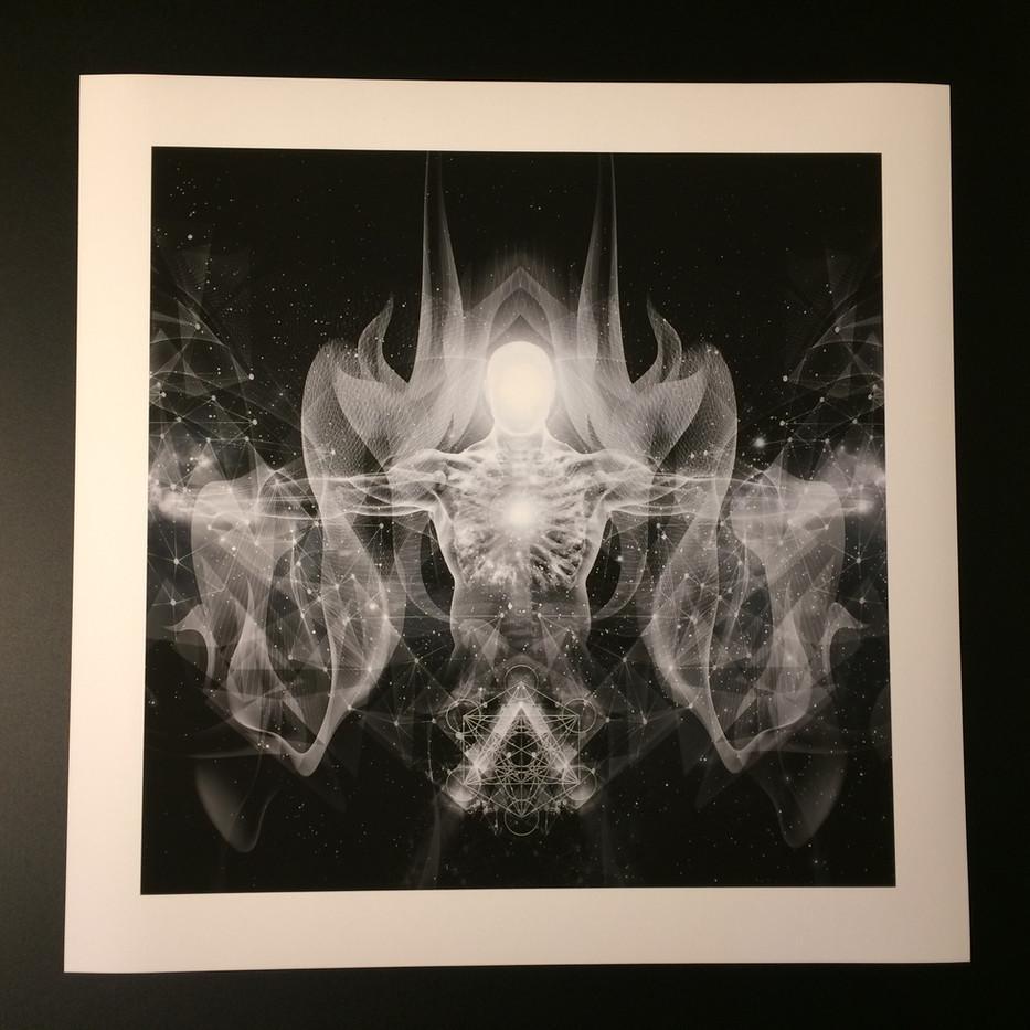 Metatron Silver by Shin