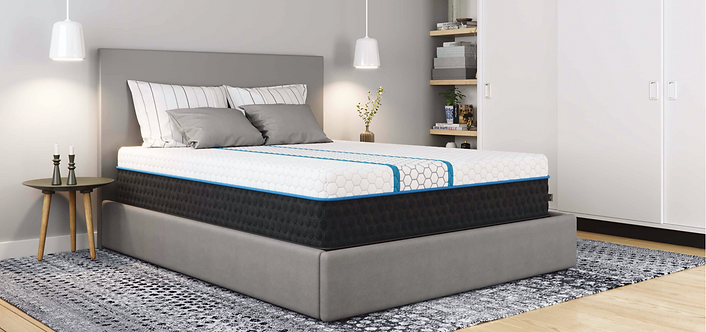 "12"" Timberlake Cal King Medium Mattress"